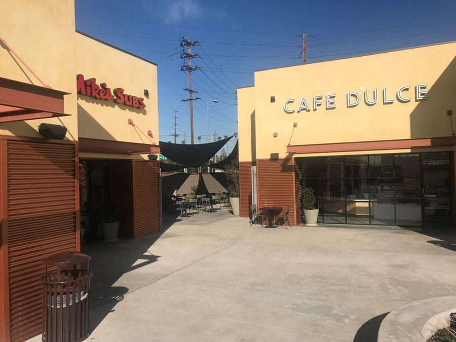 Alameda Street Retail
