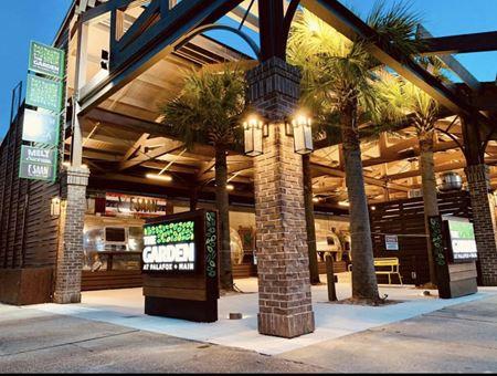 Kiosk at The Garden - Pensacola
