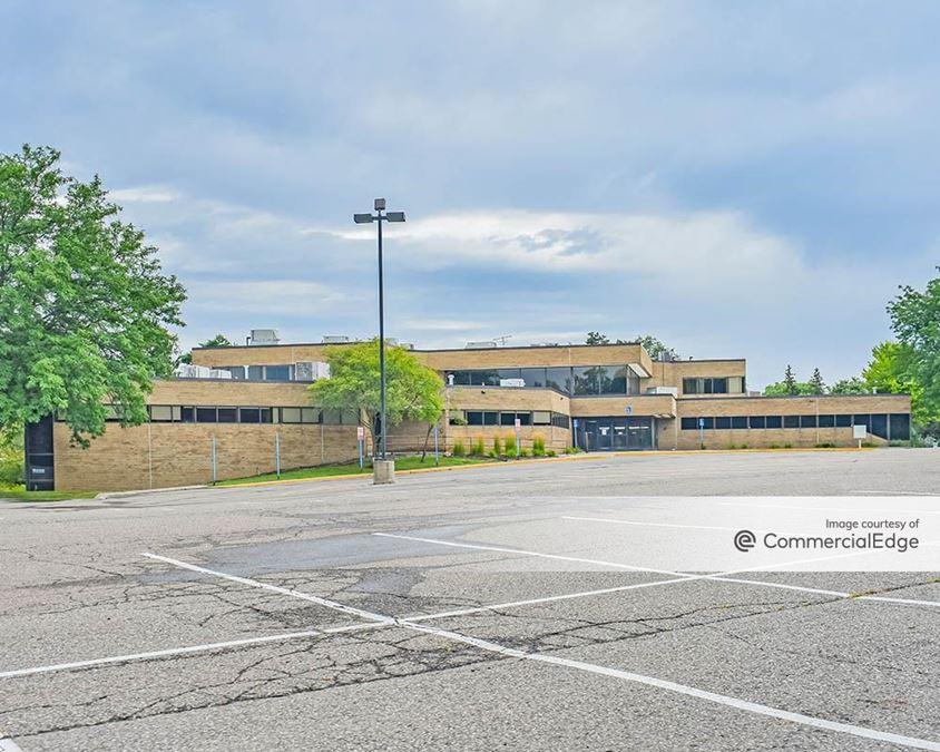 McLaren Flint - Beech Hill Centre
