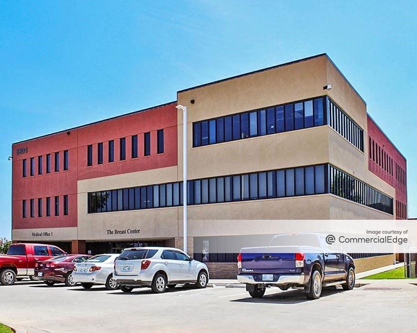 Lawton Medical Office Buildings