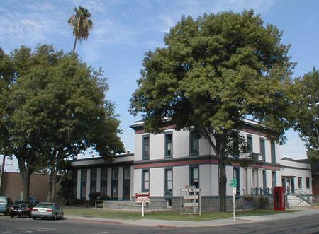 Old Jailhouse Building - Visalia