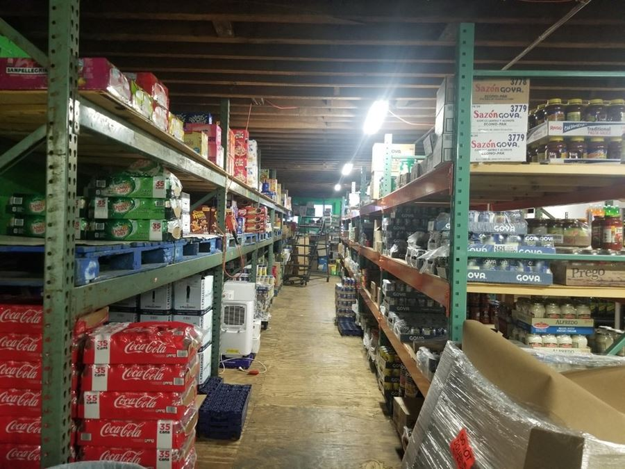 Grocery Retail & Wholesale Business