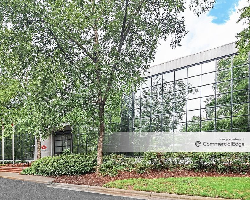 Highwoods Office Center - Cottonwood