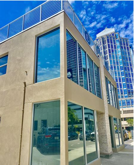 1730SF HIGH END DOWNTOWN TAMPA FREESTANDING OFFICE BUILDING FOR LEASE! - Tampa
