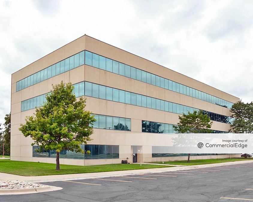 The Corporate Hills Office Building
