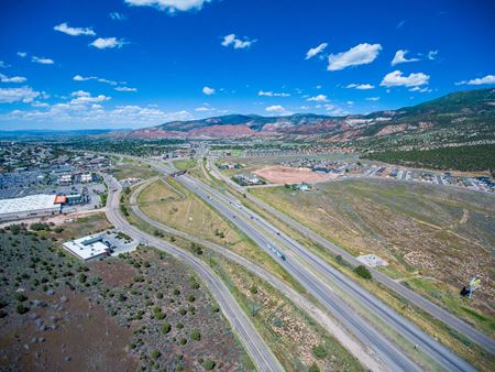 I-15 Frontage Property - South Main Street Exit - West Side - Cedar City