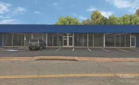 Industrial, Retail or Flex Opportunity - Memphis