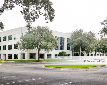 Heathrow International Business Center - 1000 Business Center Drive - Lake Mary