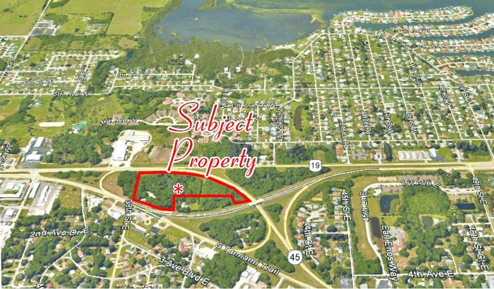 N Manatee County Seven Acre Site