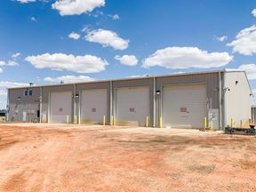 ±13,400 SF Shop & Office | ±6,000 SF Fabrication Shop | ±8.65 acres - ±16.51  Acres - Watford City