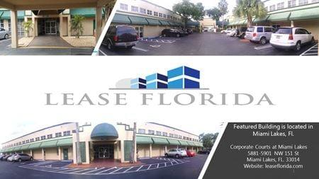 5881-5901 Northwest 151st Street - Miami Lakes