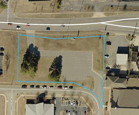 W 12th and University Commercial Development Property - Little Rock