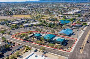Professional Office Plaza for Sale and Lease in Surprise Arizona