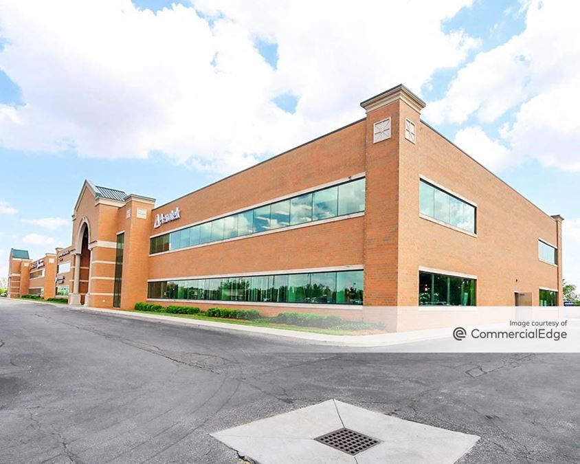 Indiana American Office Park - Buildings 2, 3 & 4