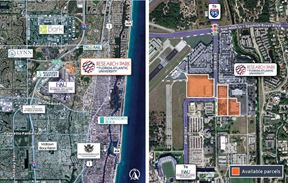 Research Park at FAU Parcels for Ground Lease