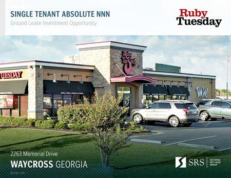 Waycross, GA - Ruby Tuesday - Waycross