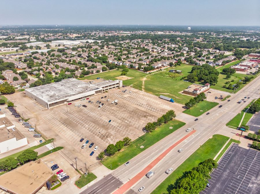 Redevelopment Site in DFW