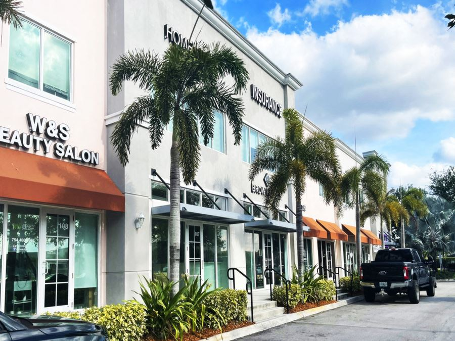 Miramar Office Condo - Buy or Lease