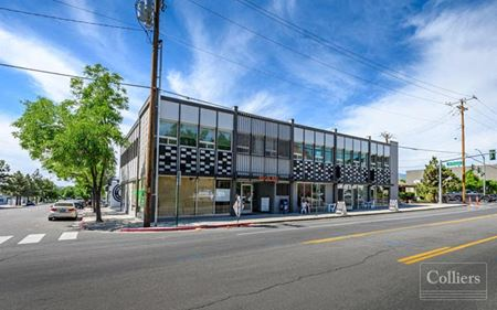 PROFESSIONAL SPACE FOR LEASE - Reno