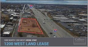 1200 West Land Lease