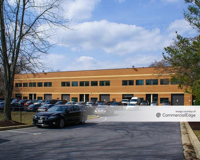 Annapolis Business Center - 2001-2003 Commerce Park Drive