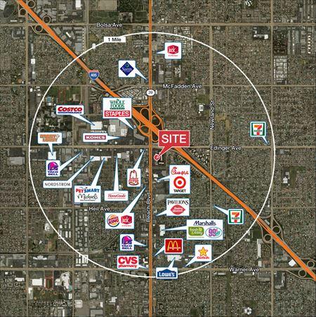 16052, 16152, 16162, 16168 Beach Boulevard - Huntington Beach