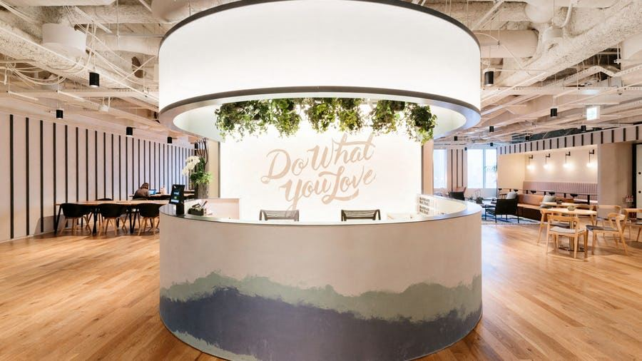 WeWork   WeWork Place