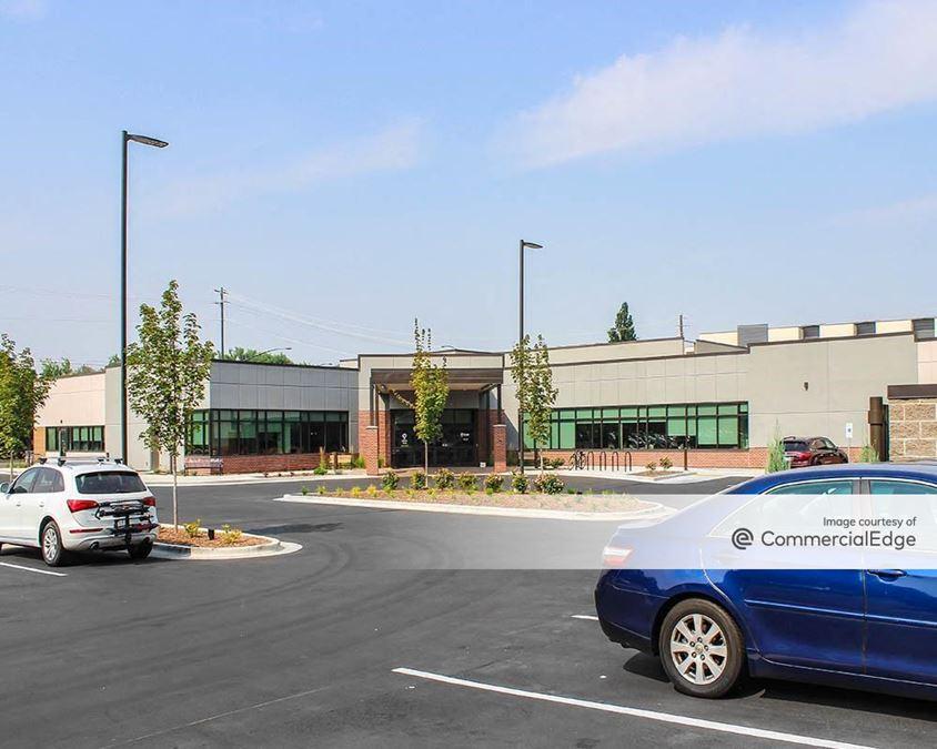 The Idaho Center for Reproductive Medicine Headquarters