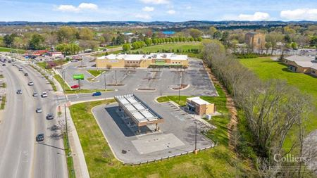 For Lease | Former Walmart Neighborhood Market - Chattanooga