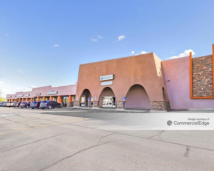 West Plaza Shopping Center