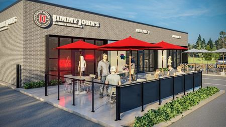 Small Shop Retail |  Jimmy John's - Frankfort