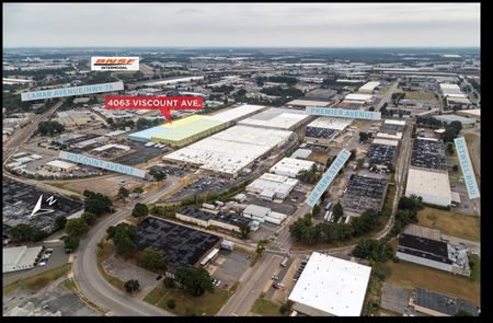 4063 Viscount Avenue - Memphis