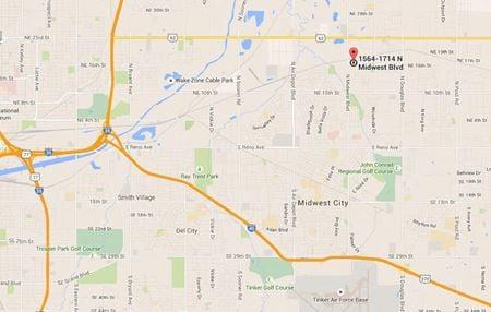 Development Land for Sale - Midwest City