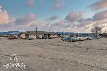 4.49+/- acres Redevelopment Opportunity - Office Building and Warehouse - Missoula