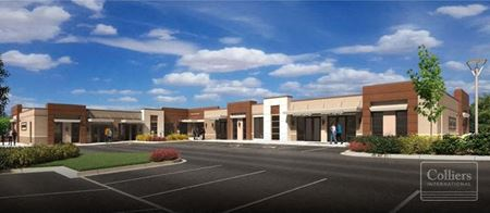 New 12,300 SF Building: 17065-17165 Capitol Drive - Brookfield