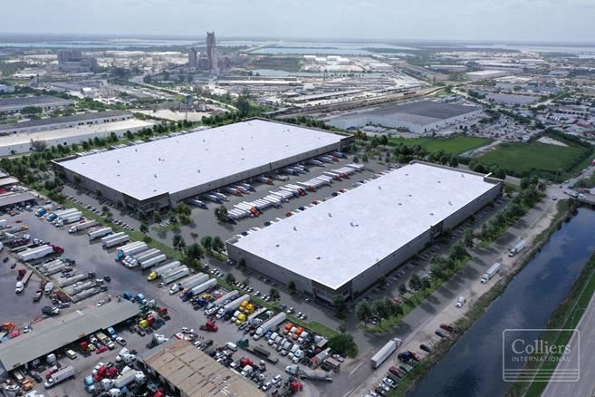 Miami 27 Business Park - New State-of-the-Art Industrial Development