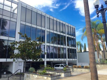 Floral Park Office Building on Broadway - Santa Ana