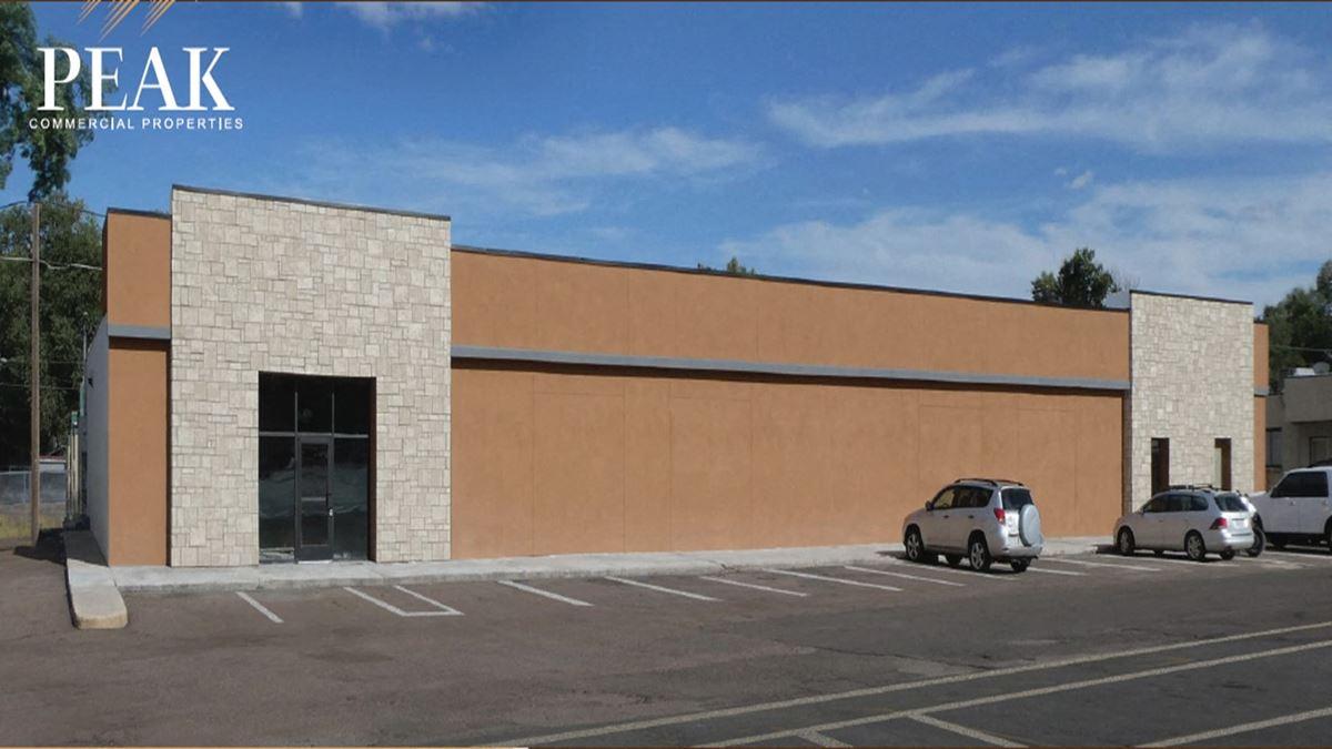 1515 - 1529 S Nevada Ave., Colorado Springs