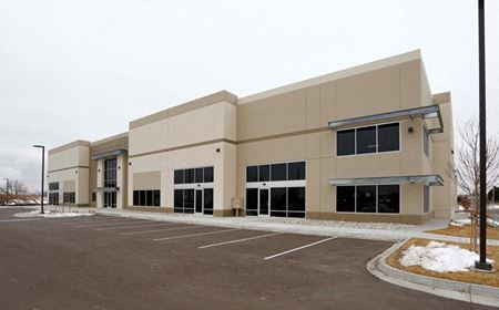 Welby Business Park - Building A - Denver