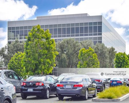 Sand Canyon Business Center - Building II - Irvine