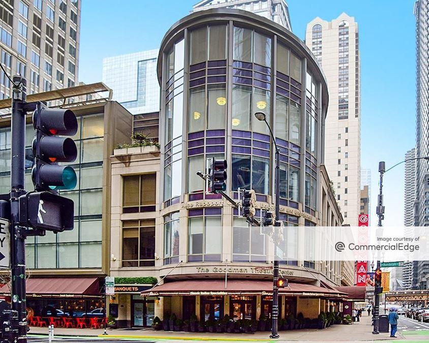 Goodman Theatre Center