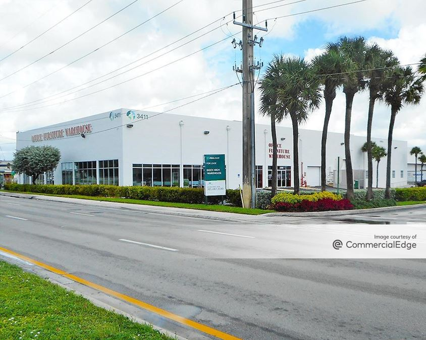 Prologis MIA Business Center - 3407-3411 NW 72nd Avenue