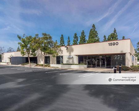 Harbor Gateway Business Center - 1580-1590 Metro Drive - Costa Mesa