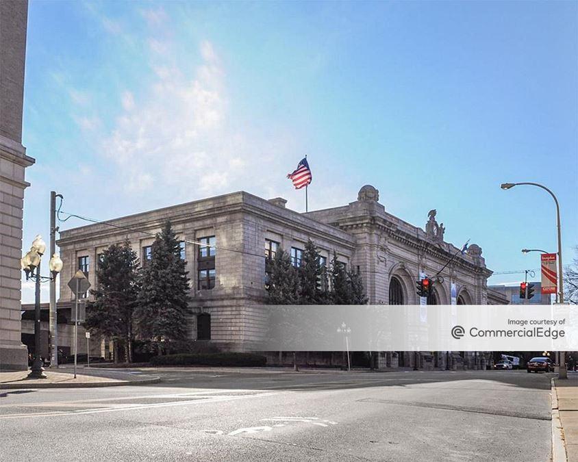 Peter D. Kiernan Plaza