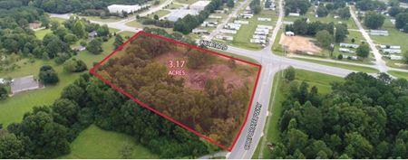 3.17 Acres Available - Auburn