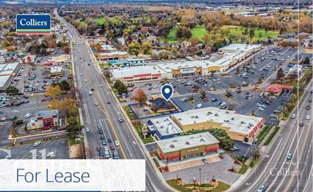 Retail Pad available for Lease within an established shopping center - Garden City