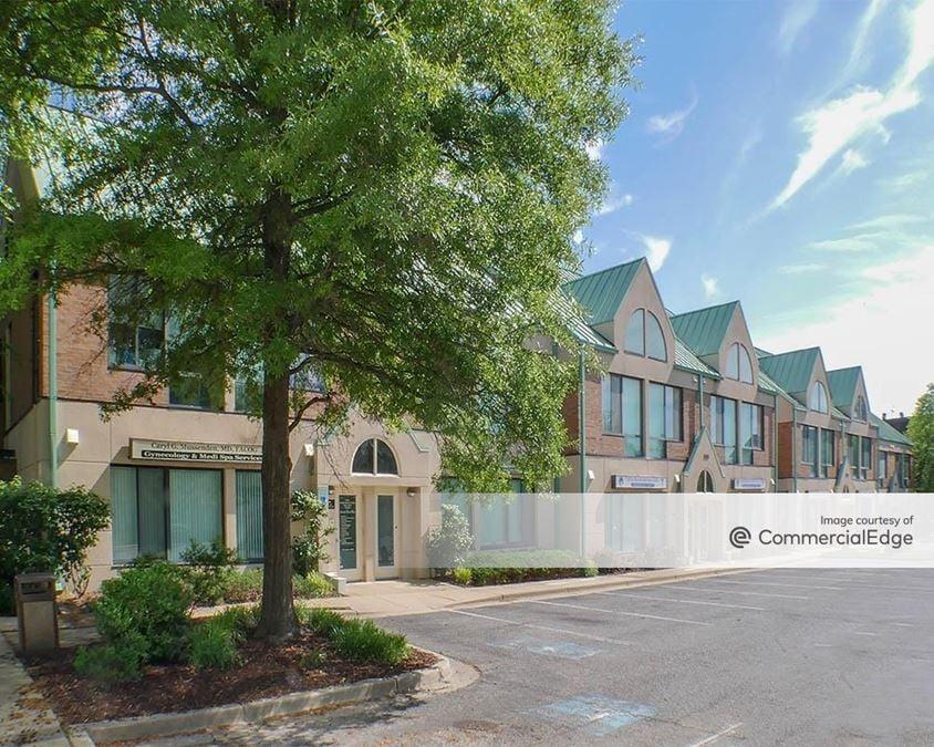 Greenbelt Executive Center