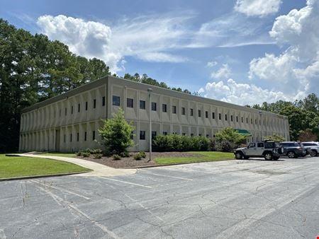 Perimeter Park Office Building | 3,243 - 7,162 SF - Atlanta