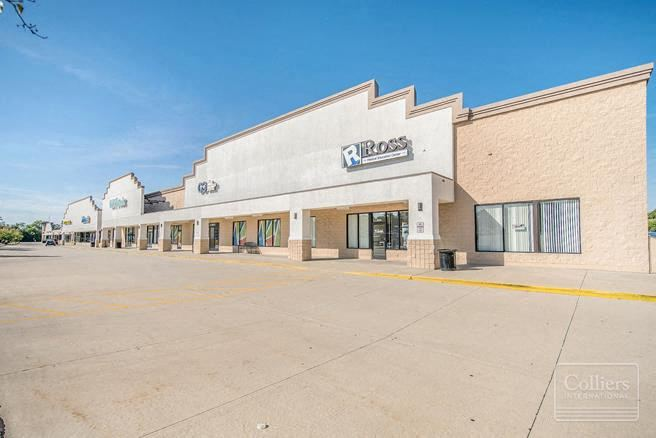 High Traffic Counts | Retail Space Avalable