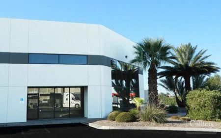 NELLIS INDUSTRIAL CENTER - North Las Vegas